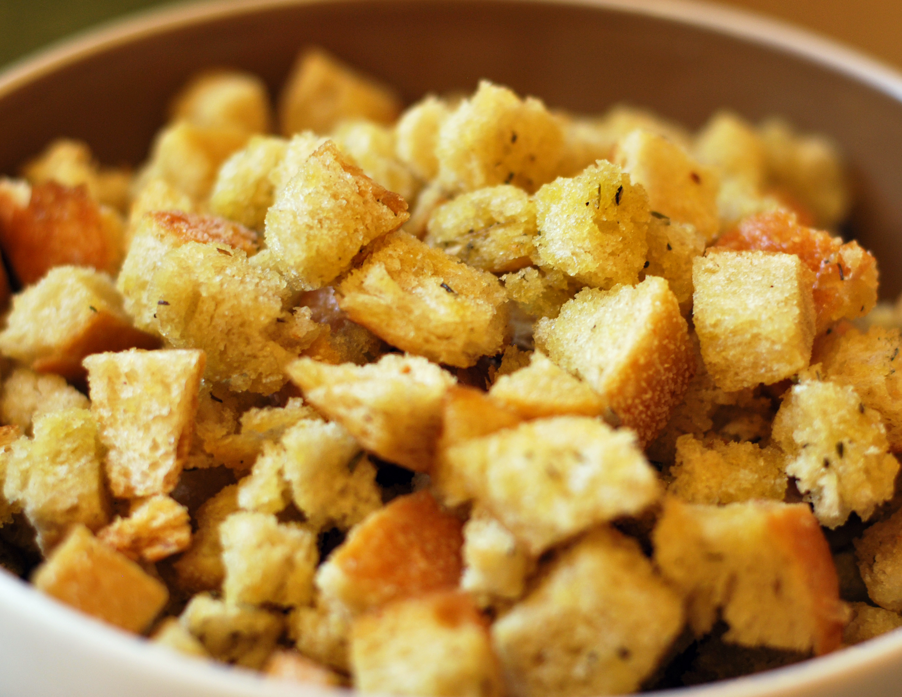homemade garlic herb homemade garlic herb homemade sourdough croutons ...