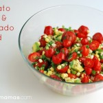 Tomato Corn Avacado Salad
