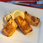 Lemon Marinated Tofu