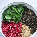 pomegranate-wild-rice-salad
