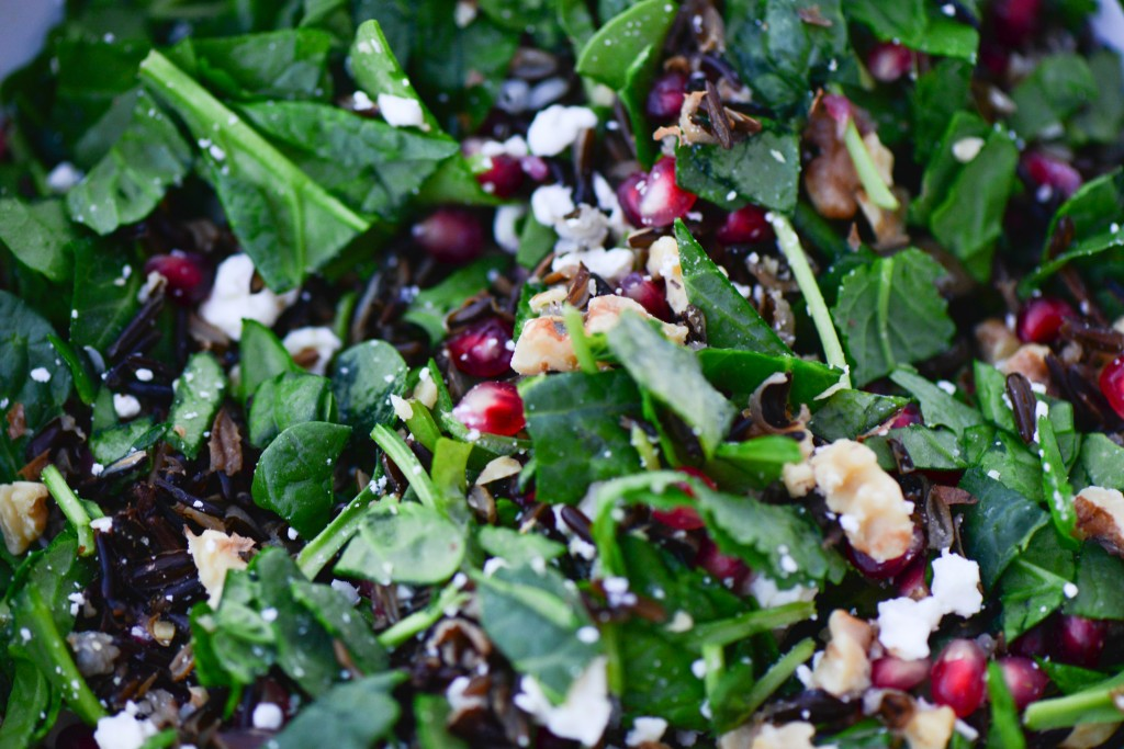 pomegranate wild rice salad (3 of 3)