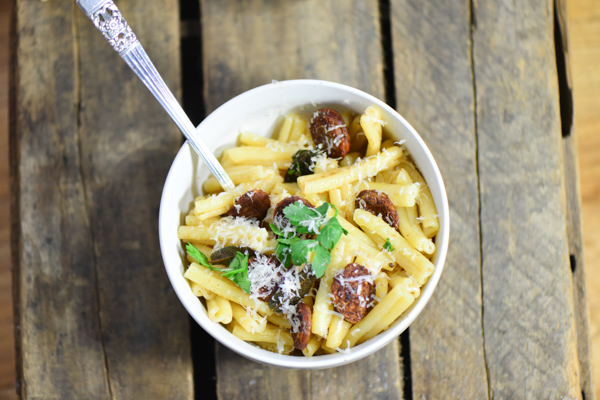 Sausage sage butter pasta (3 of 4)