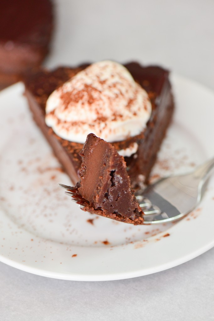 chocolate tart-2247
