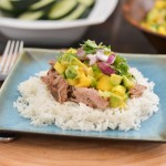 Jerk Pulled Pork with Mango salsa-3498
