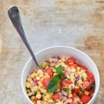 Corn Tomato Mint Salad-3649 pinterest