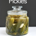 Polish Garlic Dill Pickles