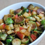 Brussel Sprouts & Apples