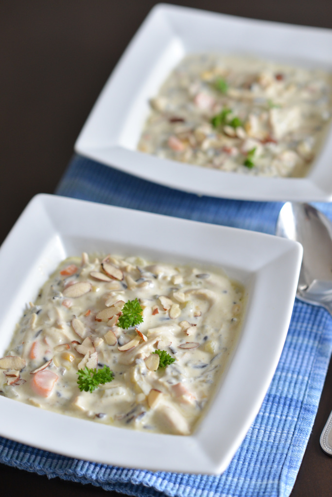 Chicken and Wild Rice Soup2-6309