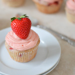 Strawberry Cupcakes-8425