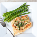 Halibut with Capers, Shallots and Dill-9719